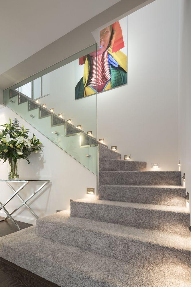 Bevorzugt Guiding lights... | Stair railing in 2019 | Treppen teppiche WN13