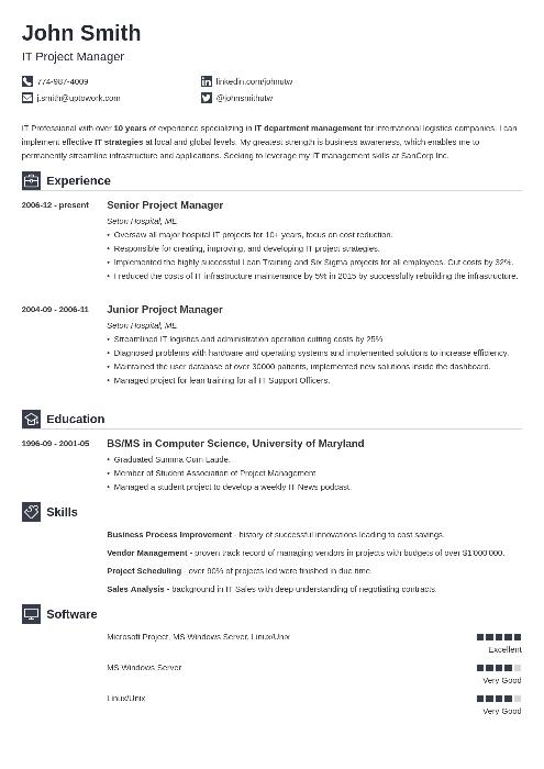 Simple Resume Template Resume Template Professional Resume Templates Simple Resume Template