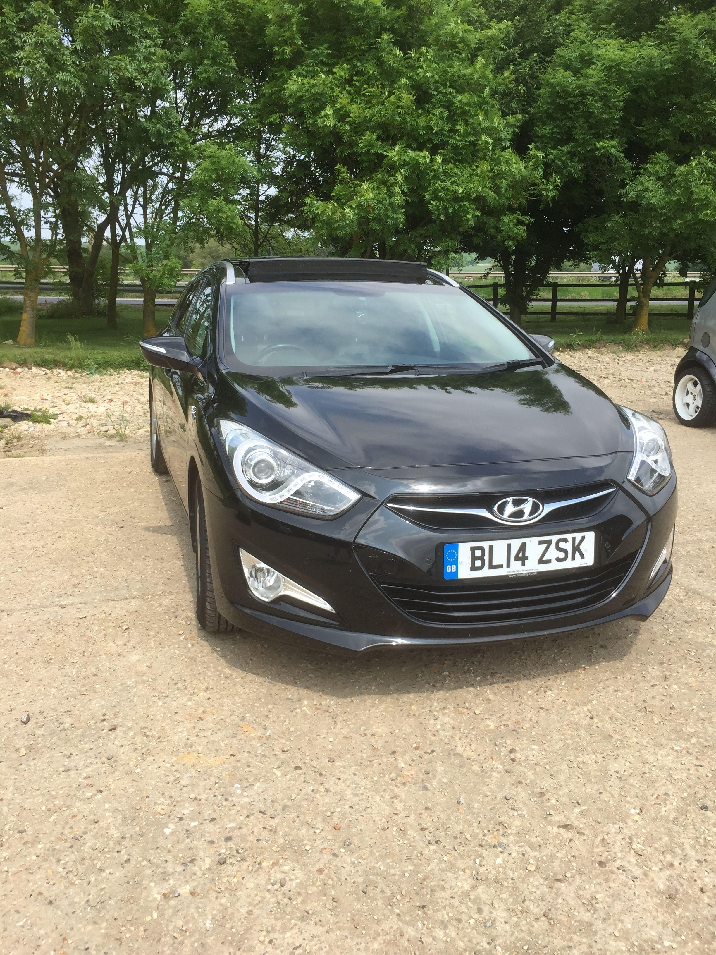 Hyundai i40 - My baby ❤️