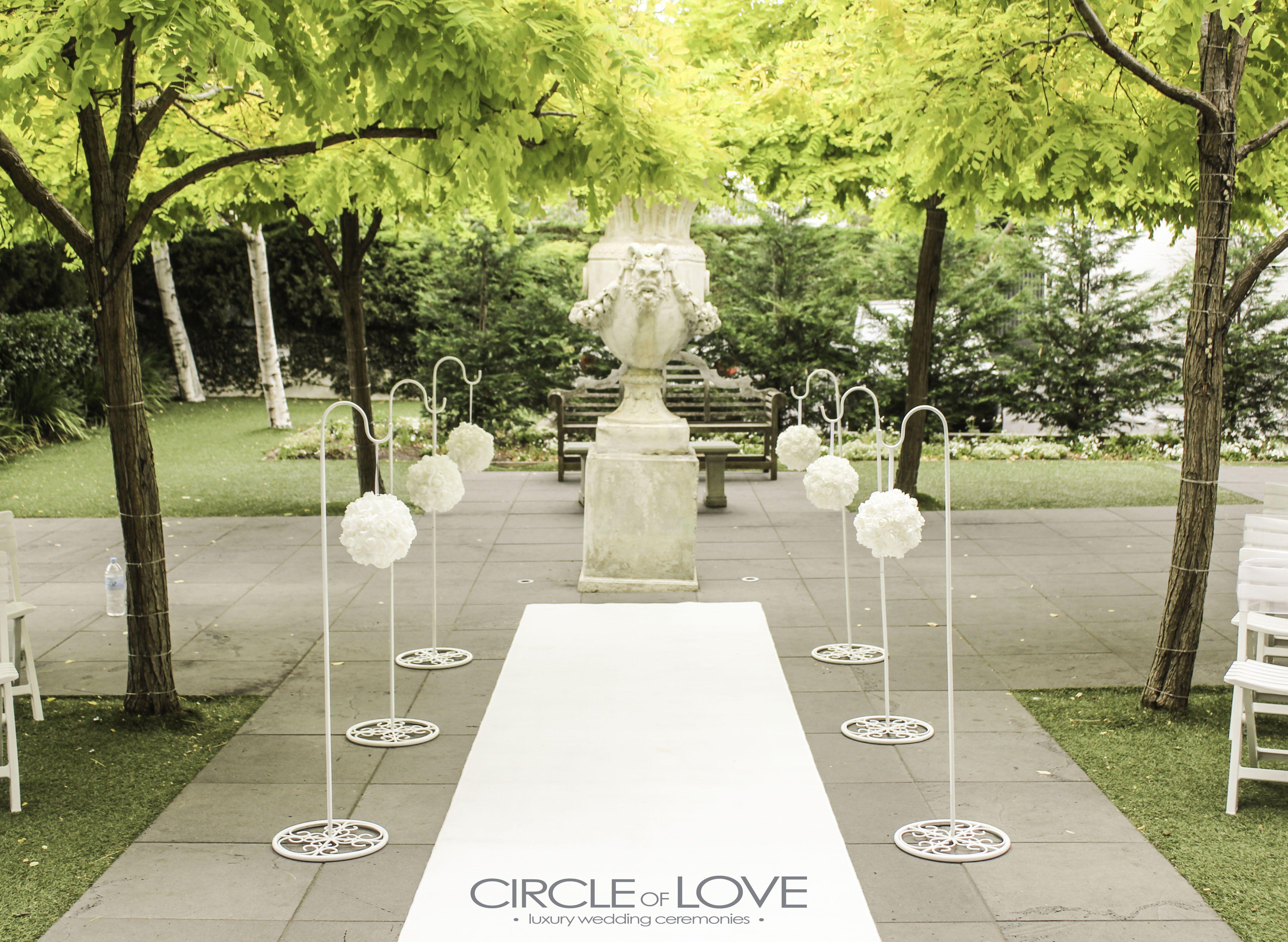 Brighton International Wedding Ceremony Circleofloveweddingsau