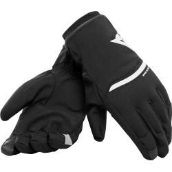 Photo of Dainese Plaza 2 D-Dry Handschuhe Schwarz Weiss 2xs Dainese