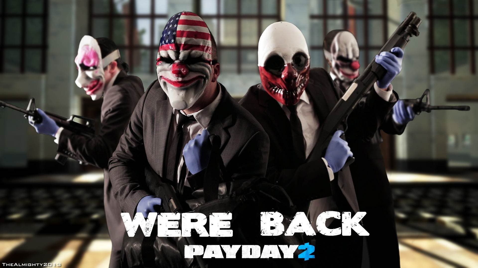 payday 2 cook off