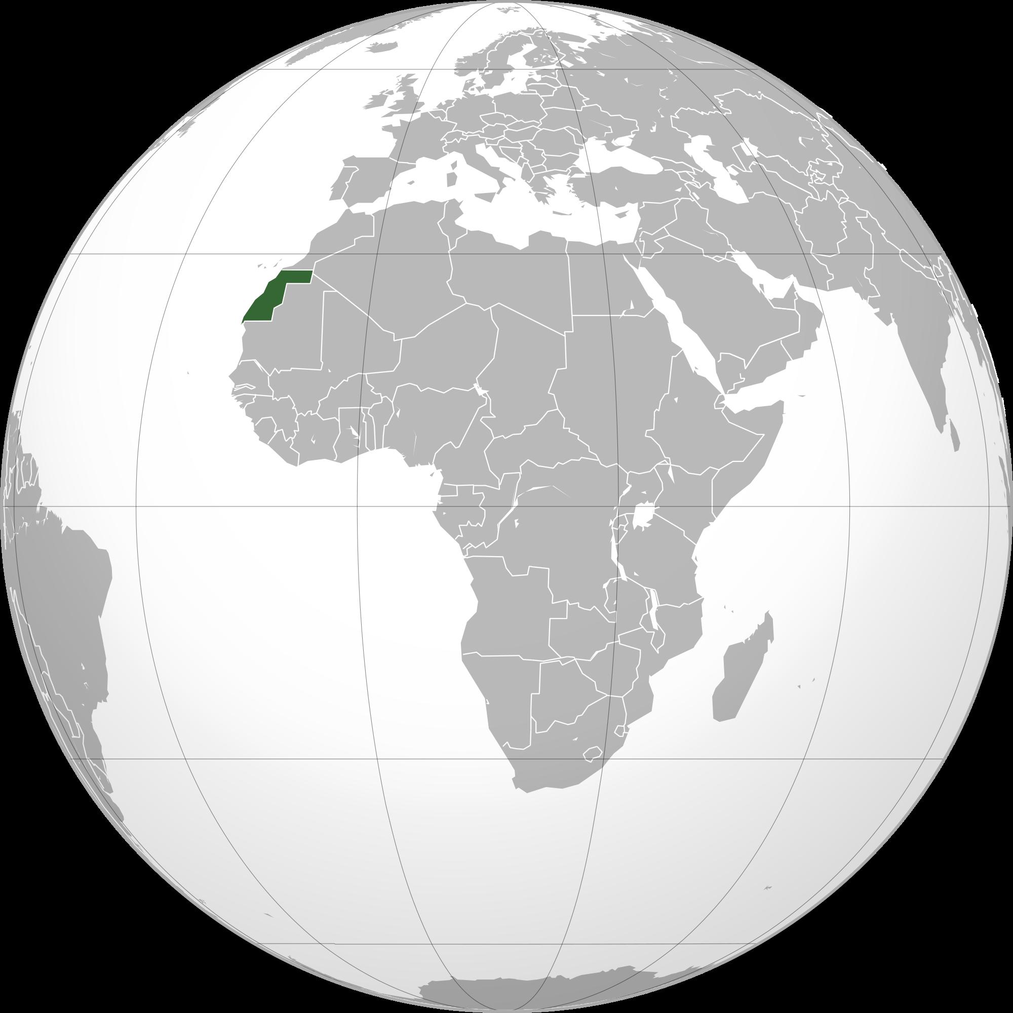Western Sahara MAPS Pinterest Western sahara