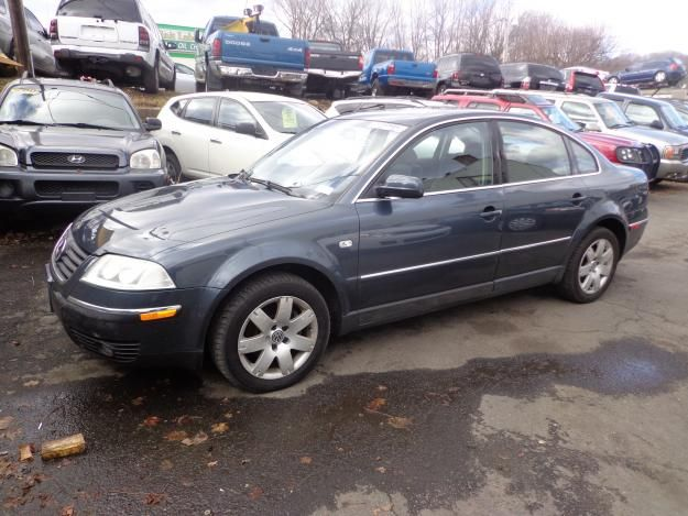Check Out This 2003 Volkswagen Passat Glx 4motion Only 85k