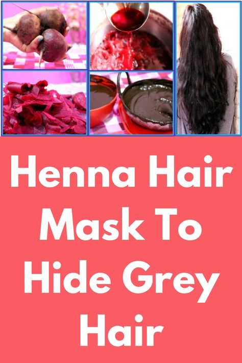 Does Henna Cover Gray Hair: You Need Just 2 Hours To Hide Your Grey Hair And Your Hair