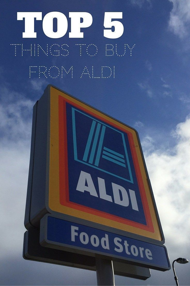 The Cheapest And Best Value Things To Buy From Aldi 400 x 300