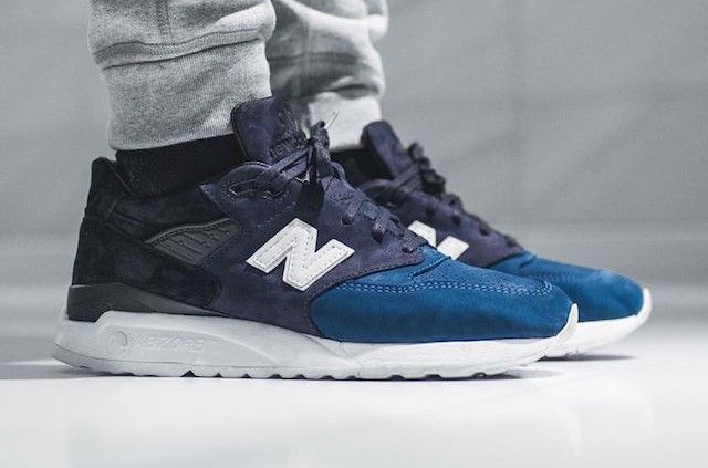 RONNIE FIEG × NEW BALANCE 998 CITY NEVER SLEEPS