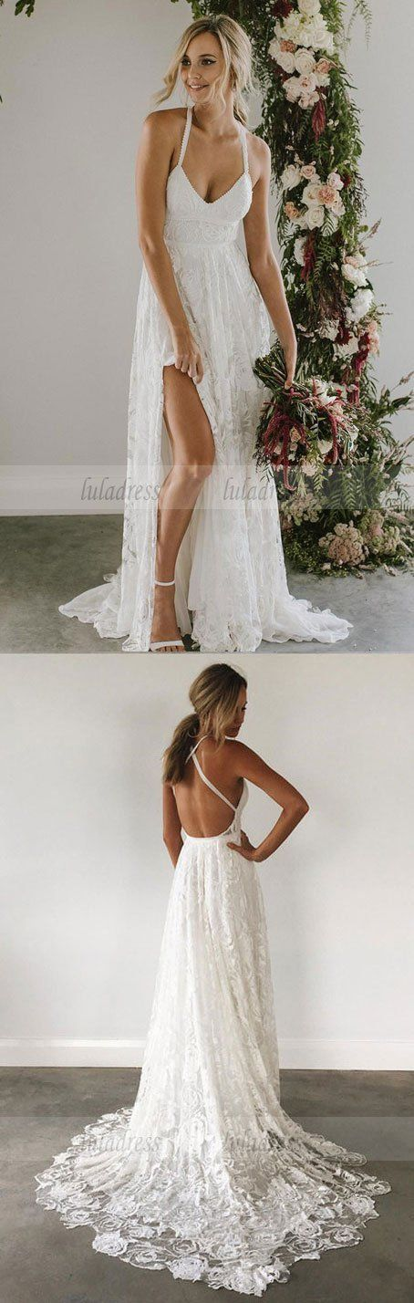 White V Neck Long Wedding Dress Lace Wedding Dressesbd99581 No Interest Credit Cards Ideas Of Wedding Dresses Lace Mermaid Ball Gowns Lace Evening Dresses