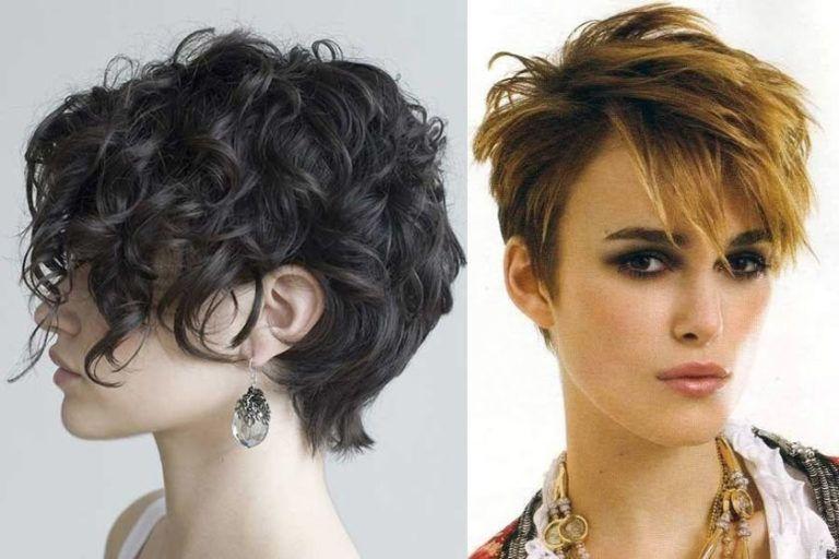 Capelli Mossi Corti Hair Short Curly Hair Curly Hair