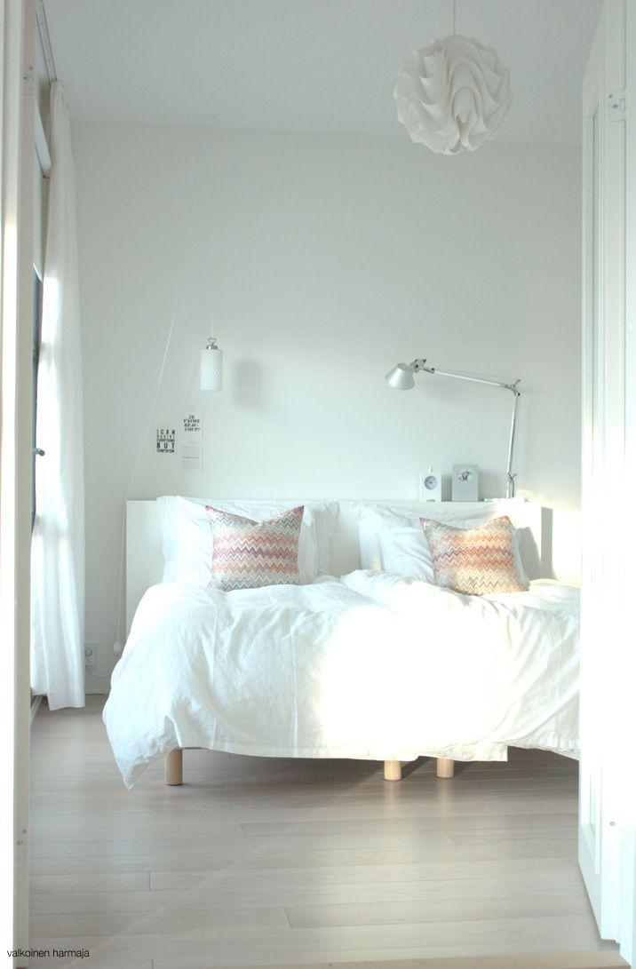 lamput/ Valkoinen Harmaja