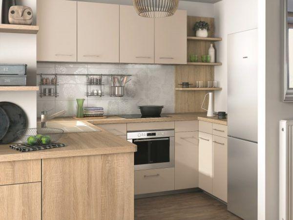 Cuisine Fonctionnelle Petit Espace decoration : cuisine dans petit espace petit. cuisine fonctionnelle