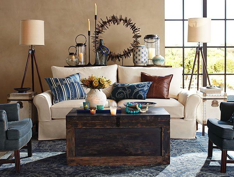 Global Chic Bedroom Photo Gallery Design Studio Pottery Barn Pottery Barn Living Room Living Room Designs Eclectic Living Room