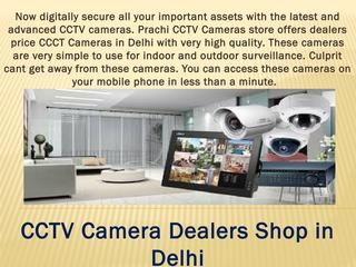 Advanced Cctv Camera Dealers Shop In Delhi With Images Best