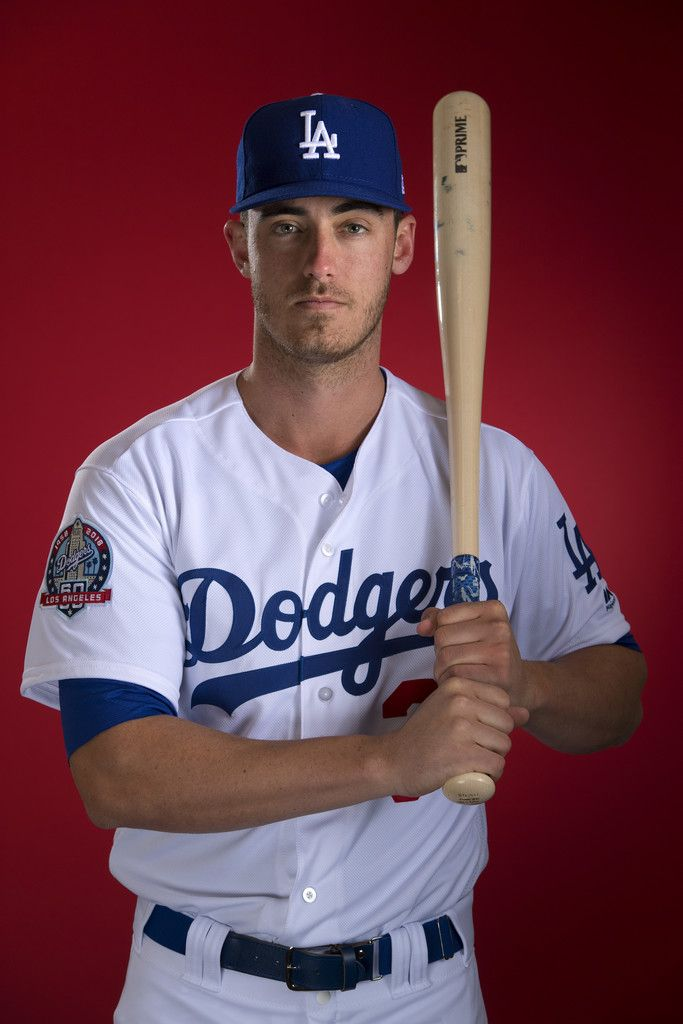 Photo of Cody Bellinger Photos Photos: Los Angeles Dodgers Photo Day