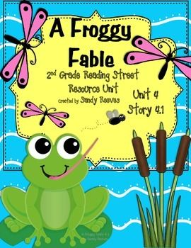 a froggy fable homework