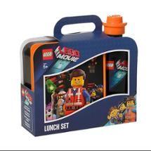 Walmart: LEGO Movie Children's Black Lunch Box and Drinking Bottle Set