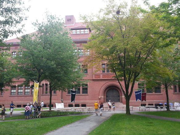 하버드대(Harvard University) : 보스턴(Boston)