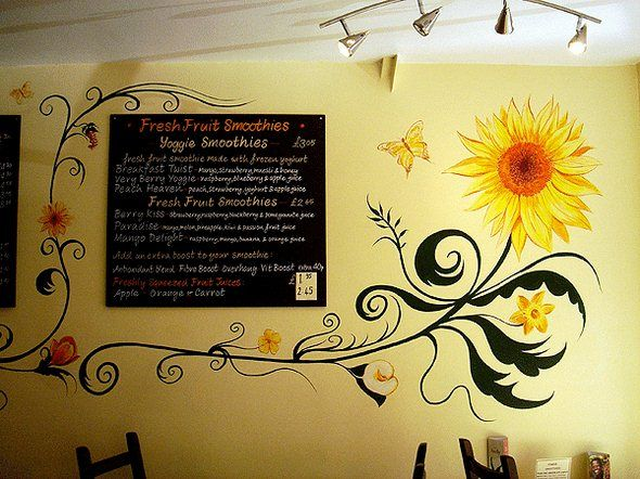 modern wall painting design ideas - Design Of Wall Painting