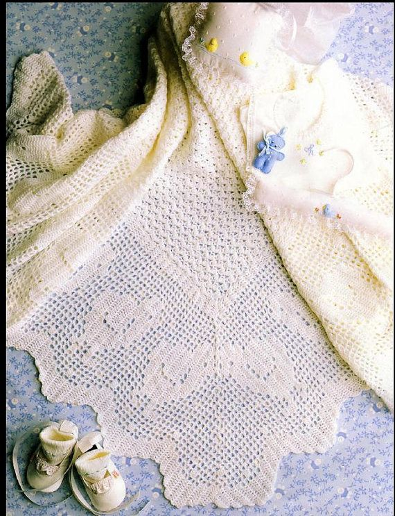 Vintage baby crochet pattern beautiful heirloom by carolrosa vintage baby crochet pattern beautiful heirloom by carolrosa 235 dt1010fo