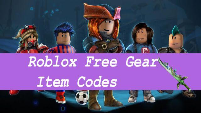 Roblox Login: Get Free Roblox Gear Codes | Roblox Games | Games