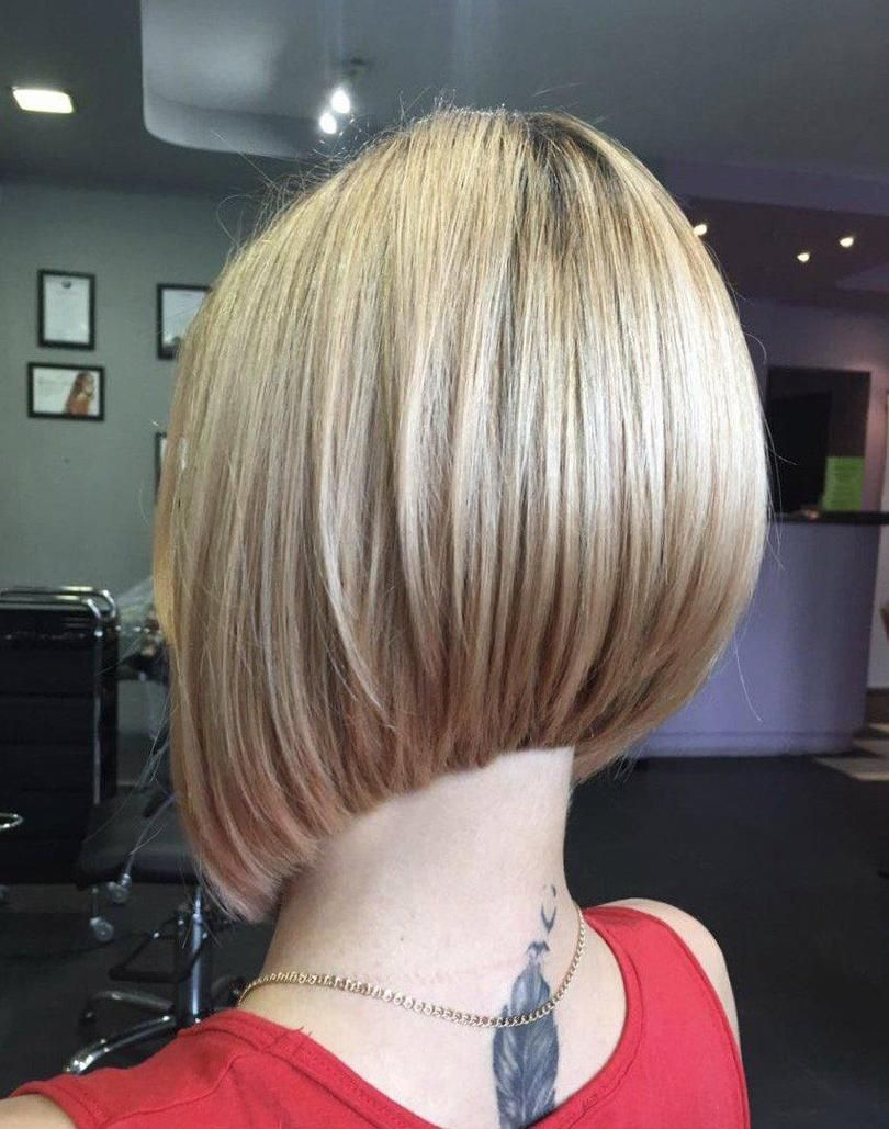 Bob Frisuren Hinterkopf Ansicht Hair Cuts Bob Hairstyles Bob