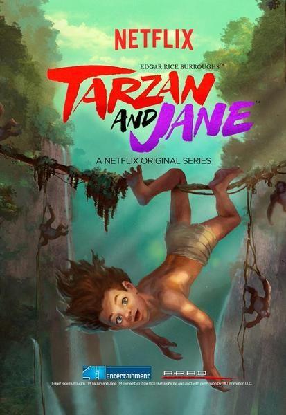 Tarzán y Jane Temporada 1 | HD720 MP3 ESPAÑOL 800MB | VS | 08/??...