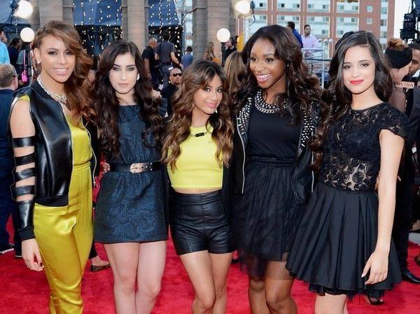 #FifthHarmony at the MTV #VMAs2013