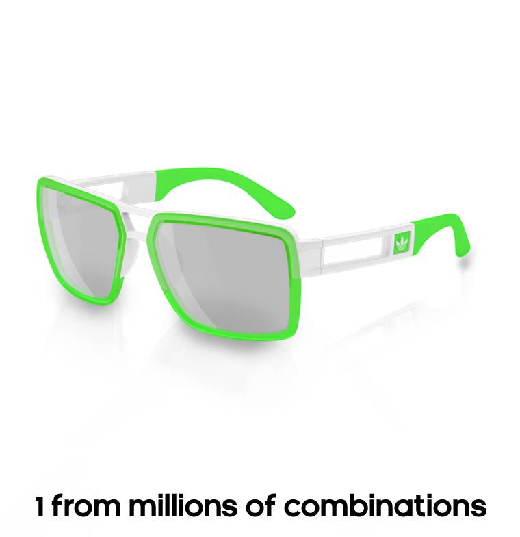 customized sunglasses by adidas Originals Sunglasses