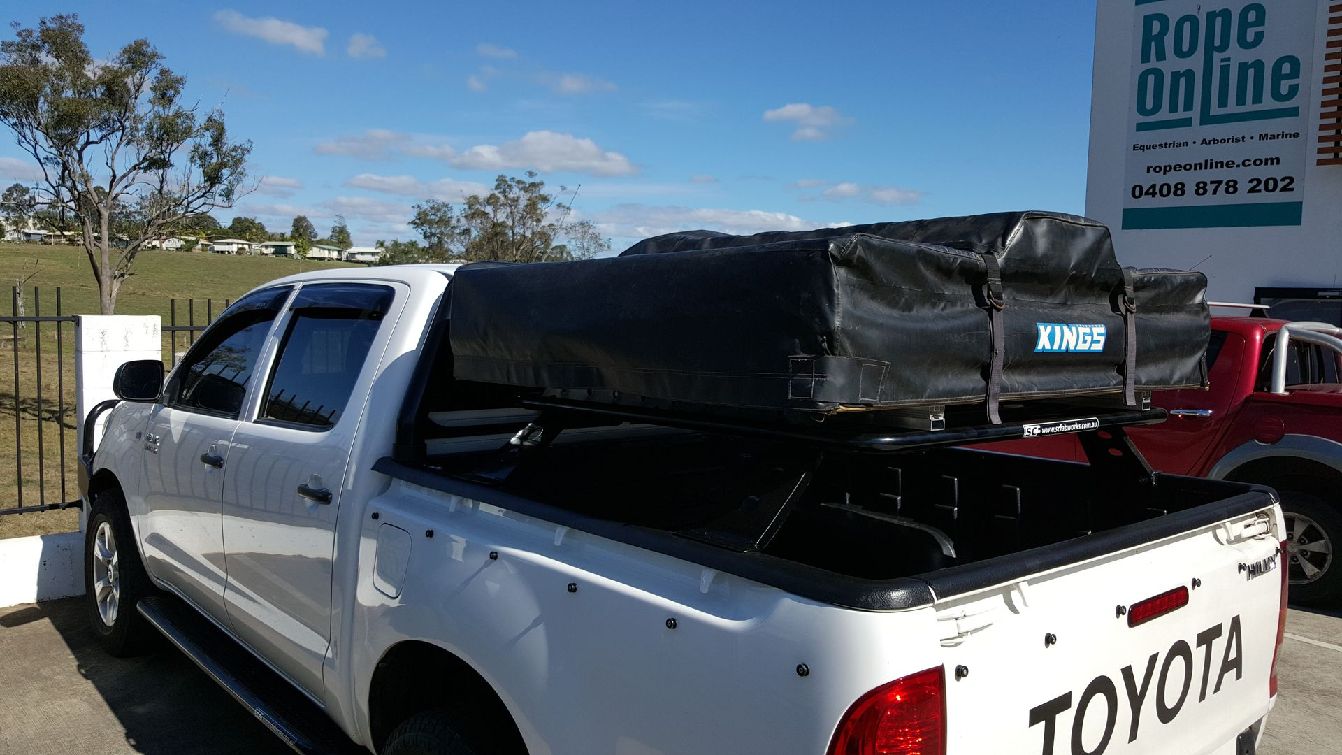 TUB RACK | Holden Colorado | Pinterest | Holden colorado and Tubs