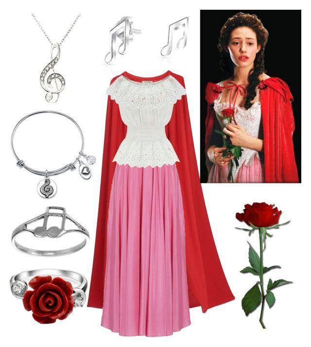 Christine Daae Dressing Gown: Christine Daae (The Phantom Of The Opera)