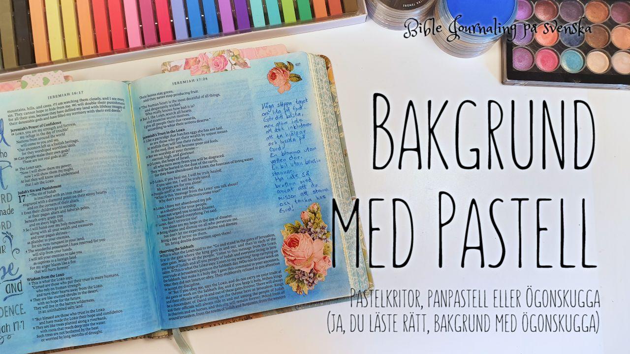 Enkla Bakgrunder Med Pastellfarg Kreativ Tro Bibeln Bakgrunder Pastell