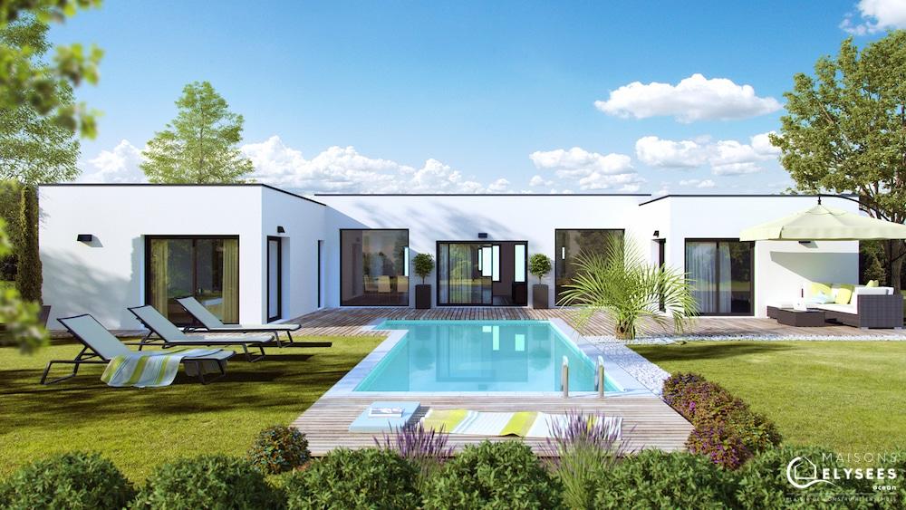 Plan Maison Marine En 2020 Plan Maison Contemporaine Maison Contemporaine Plan Maison