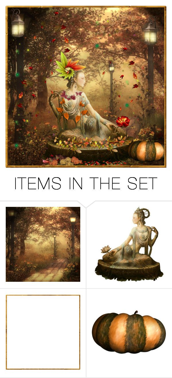 """""""Fall Fairy"""" by terry-tlc ❤ liked on Polyvore featuring art, Fall, artset, polyvoreeditorial and artexpression"""