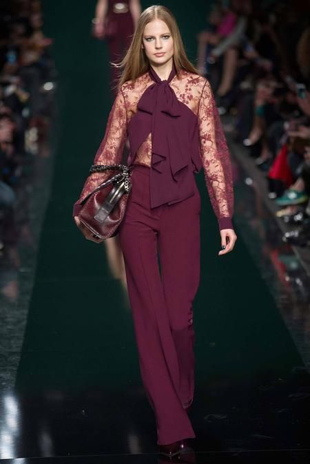 Elie Saab Fall 2014 Ready-to-Wear Fashion Show: Runway Review - Style.com