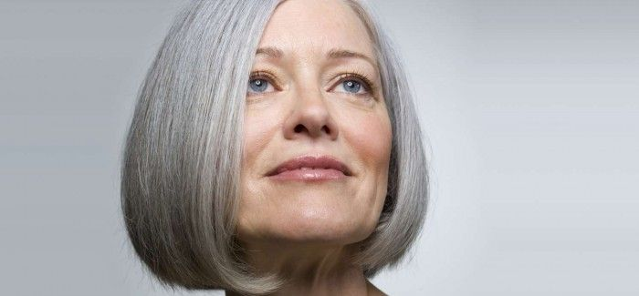 Sixty and Me - Hairstyles for older women