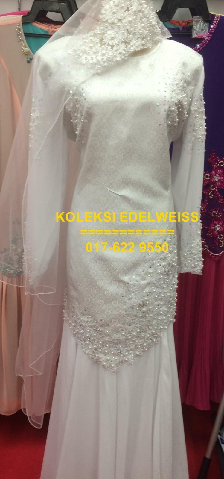 KOLEKSI EDELWEISS Koleksi Baju Pengantin,Tunang,Jubah Muslimah