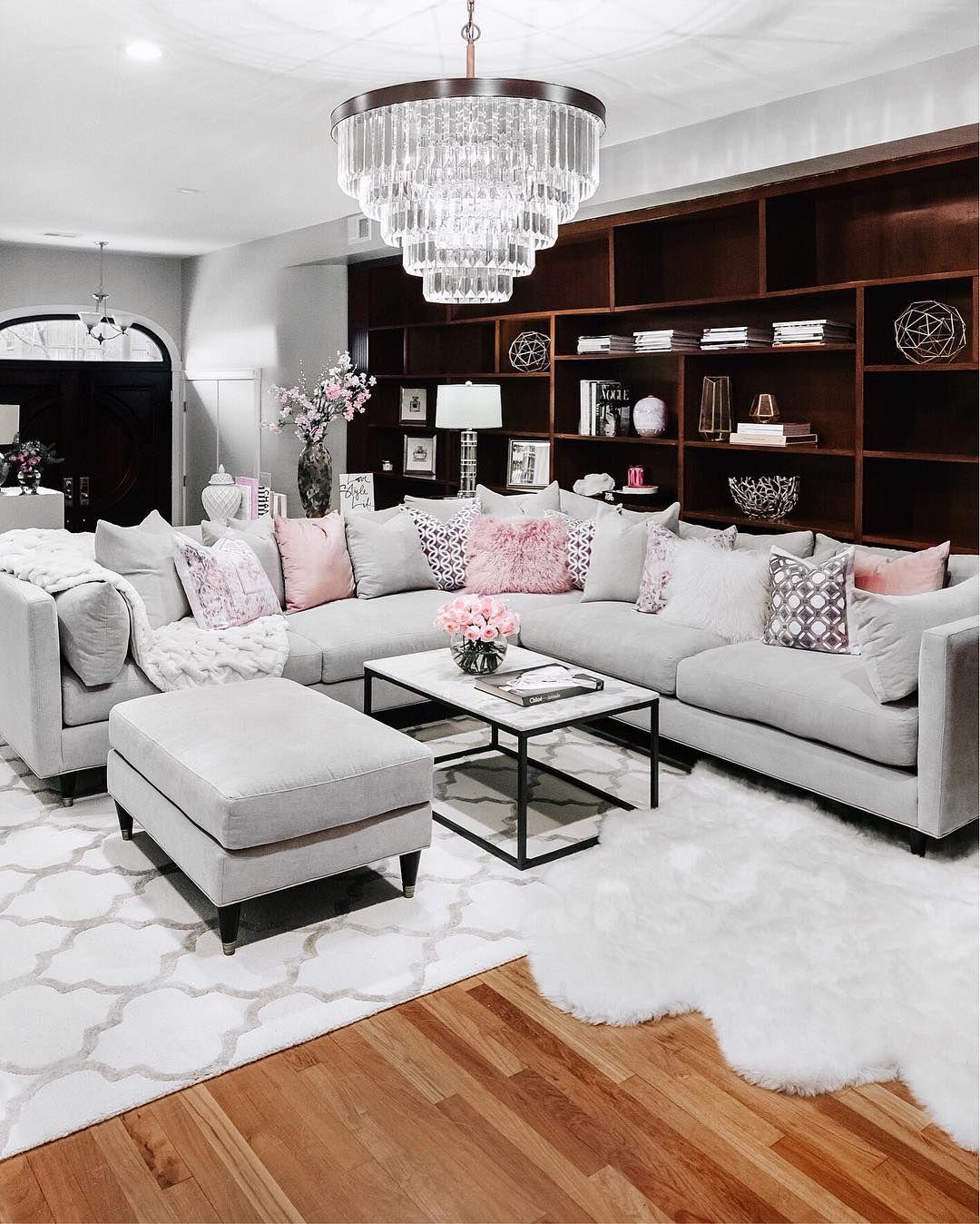 Olivia Rink Oliviarink Instagram Photos And Videos Feminine Living Room Elegant Living Room Decor Home