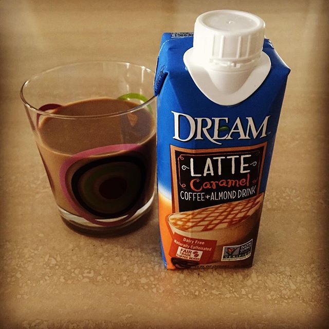"""Love finding new hidden gems at the grocery store! #coffeelover #almondmilk #foodie #coffeeaddict #a_classic_touch"" Photo taken by @a_classic_touch on Instagram, pinned via the InstaPin iOS App! http://www.instapinapp.com (07/15/2015)"