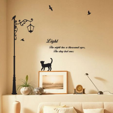 sticker quotes for walls - Google Search | Decor ideas | Pinterest ...