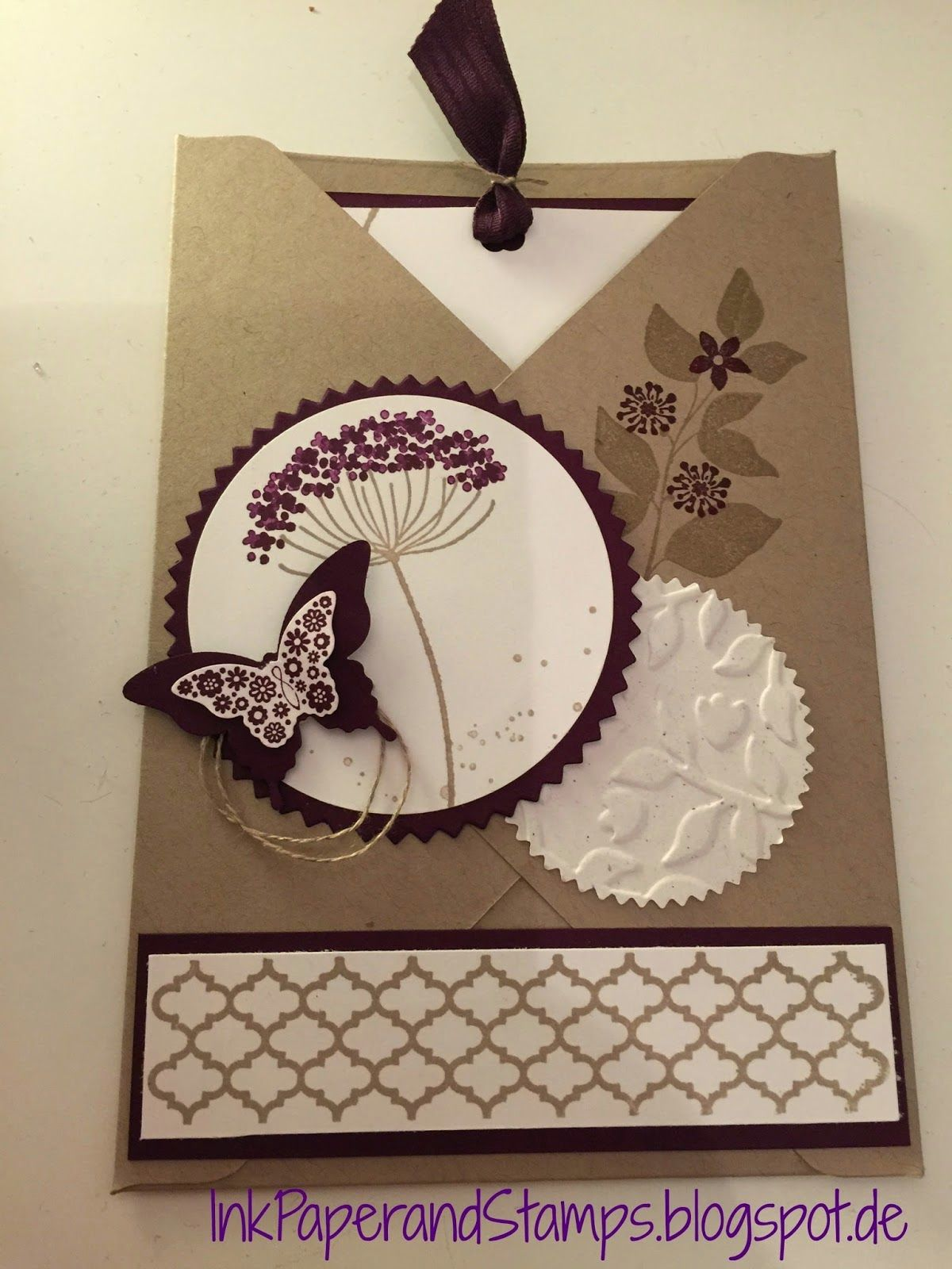 Ink, Paper and Stamps: Workshop