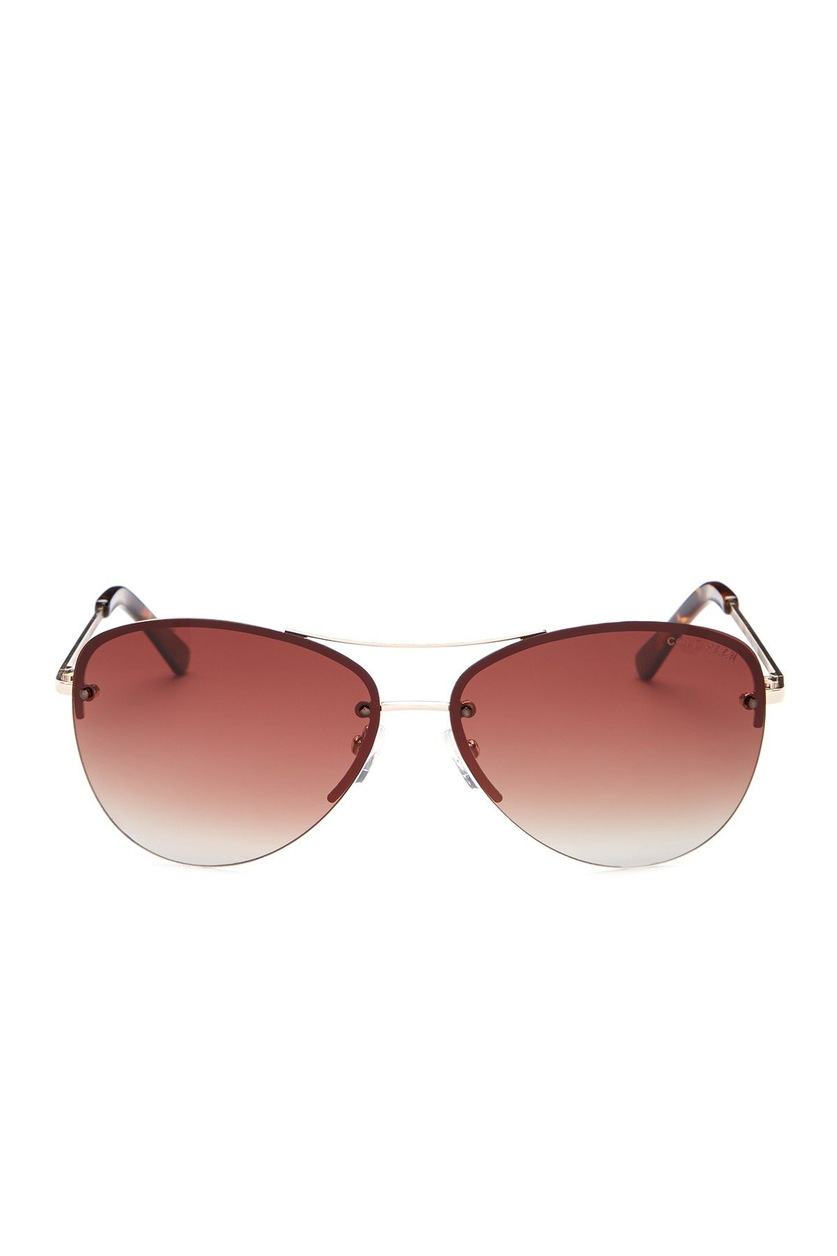 34bbfdfcdc Women s Aviator Polarized Sunglasses by Cole Haan on  nordstrom rack