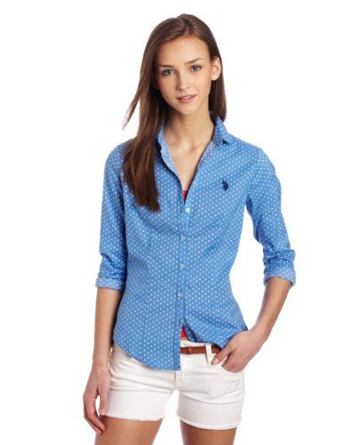 U.S. Polo Assn. Juniors Button Down Shirt. | U.S. Polo Assn ...
