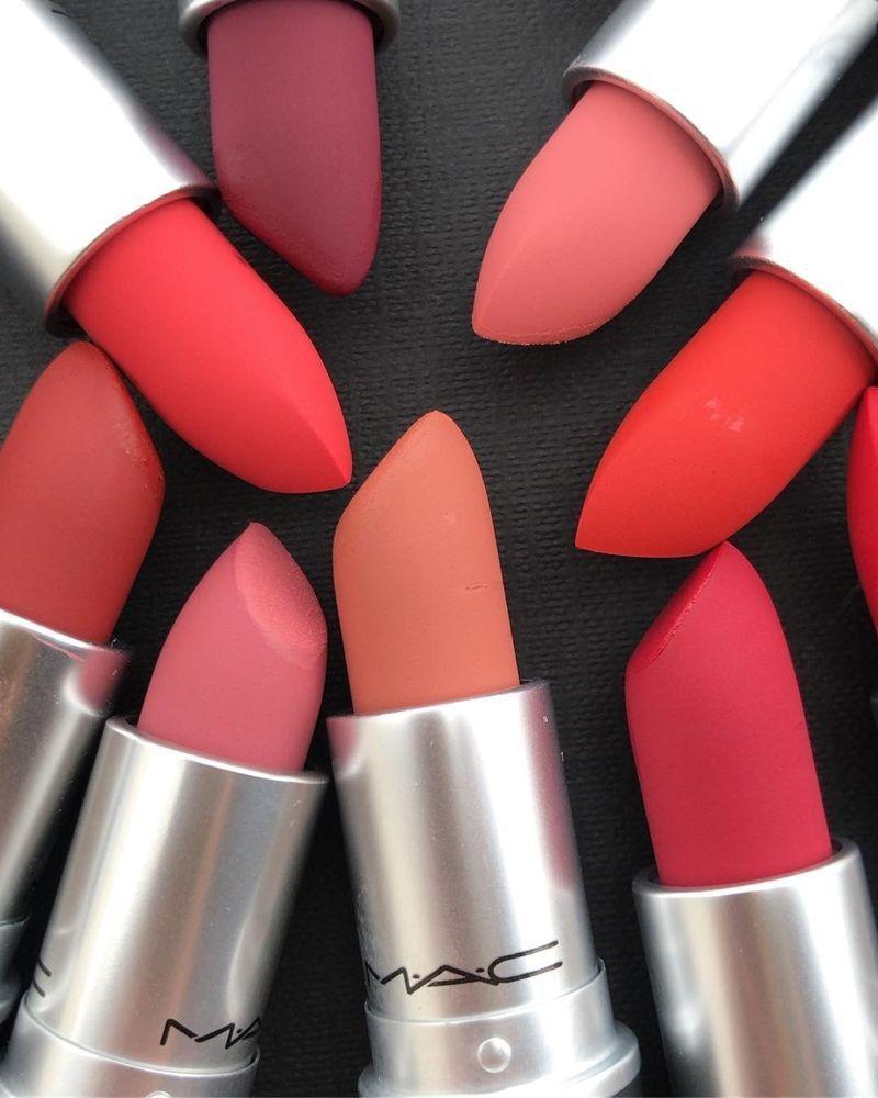 Lipfillersbeforeandafter Lipstick Kit Mac Cosmetics Lipstick Lipstick Makeup