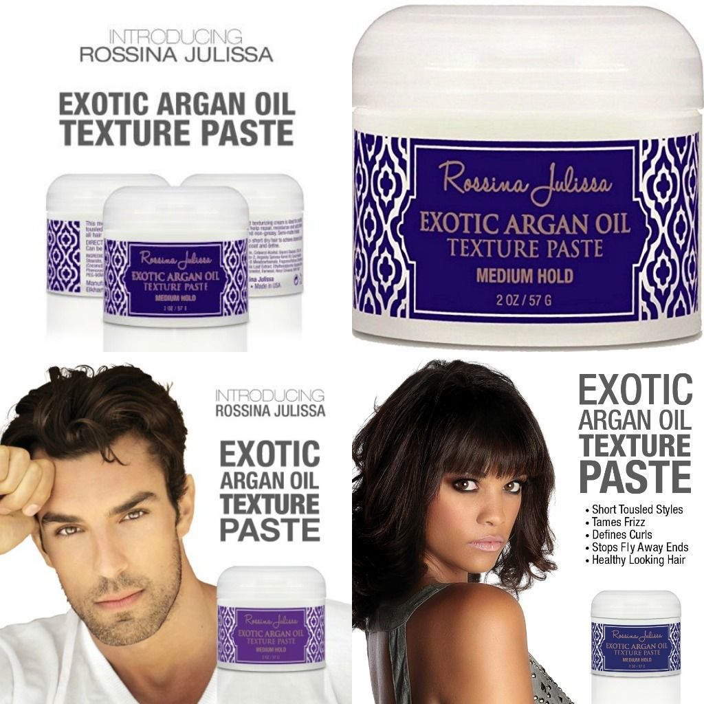 Our Best Selling Argan Coconut Oil Texture Paste For Hair Styling Keeps Your Hairstyle In Place Throughout The Day Yo Coconut Oil Hair Hair Paste Frizz Free