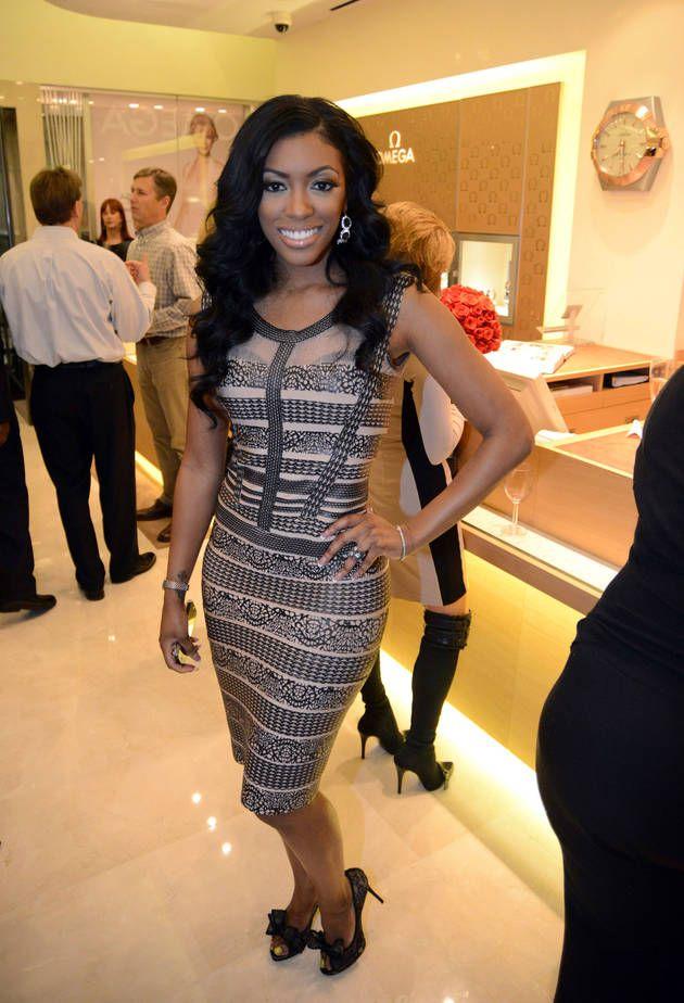 Real Housewives Of Atlanta Porsha Stewart Beautiful People