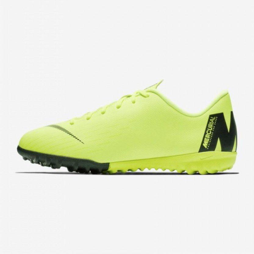 Turfy Pilka Nozna Sport Nike Buty Pilkarskie Nike Mercurial Vaporx 12 Academy Gs Tf Jr Ah7342 701 Sport Shoes Nike Shoes