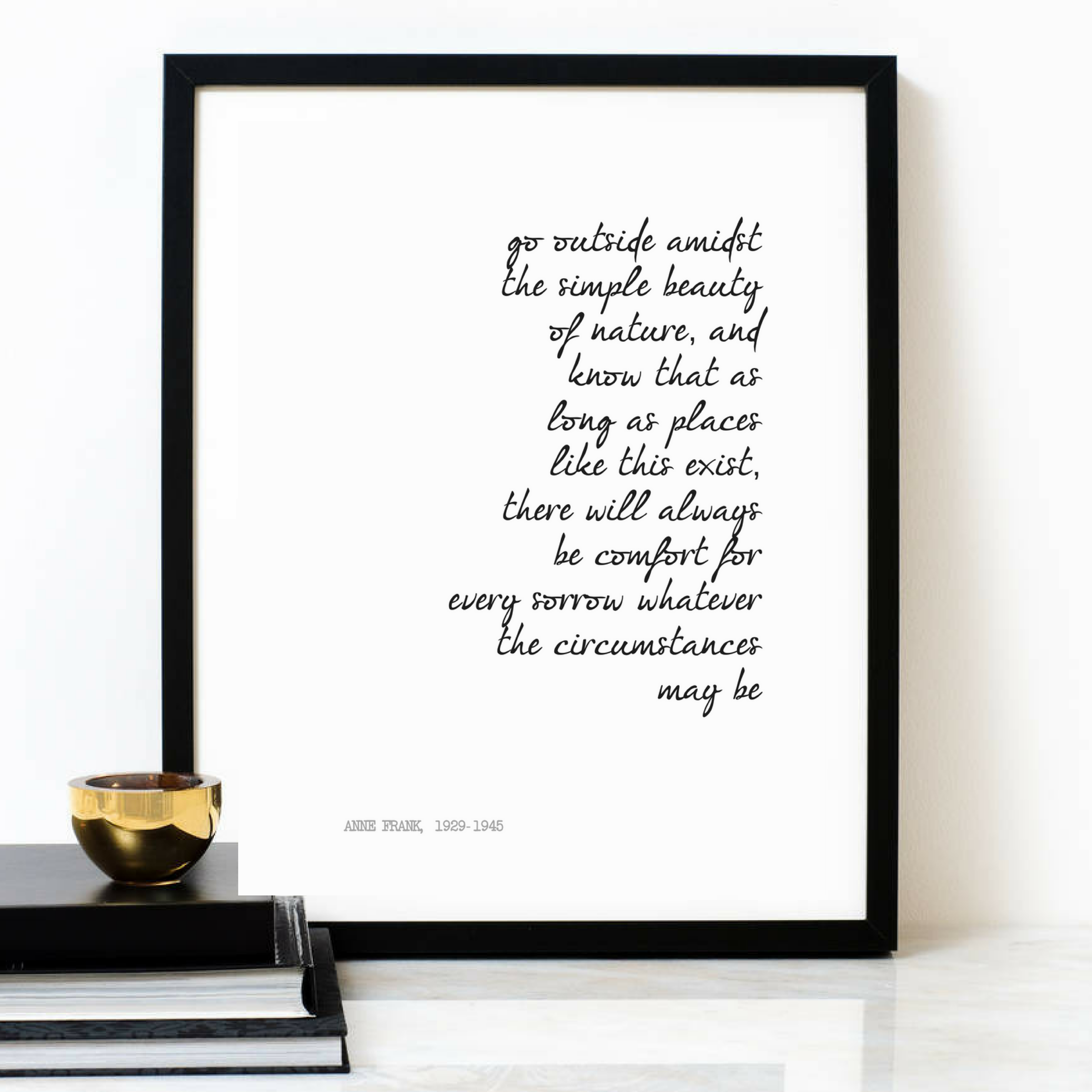 Printable Quote