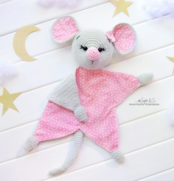 Pattern Cotton Comforter Series 2 Lovey Pattern Baby Lovey Etsy