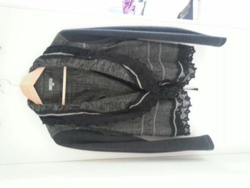 Didi Blue Sista jacket black