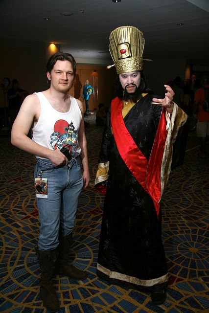 Jack Burton And Lo Pan Best Cosplay Cosplay Costumes Halloween Cosplay